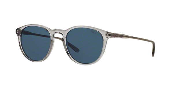 4026f67f5ca PH4110 50  Shop Polo Ralph Lauren Silver Gunmetal Grey Sunglasses at  LensCrafters