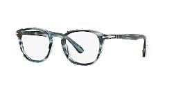 b3e8b5120c REF ARTICLE 010510  Shop Persol Silver Gunmetal Grey Rectangle ...
