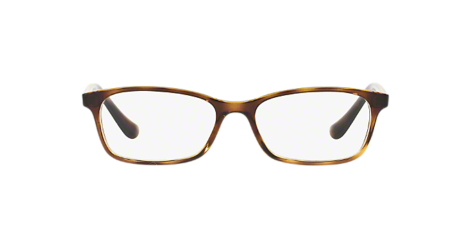 VO5053: Shop Vogue Tortoise Pillow Eyeglasses at LensCrafters