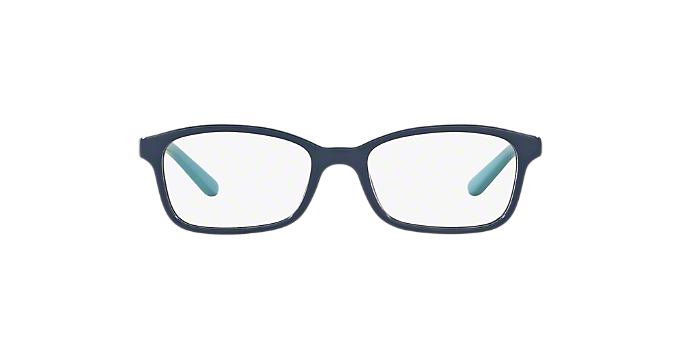 7a47f37bbb1 VO5070  Shop Vogue Blue Pillow Eyeglasses at LensCrafters