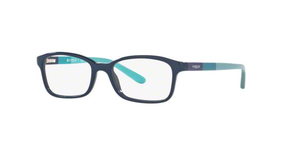 43000cd04a VO5070  Shop Vogue Blue Pillow Eyeglasses at LensCrafters