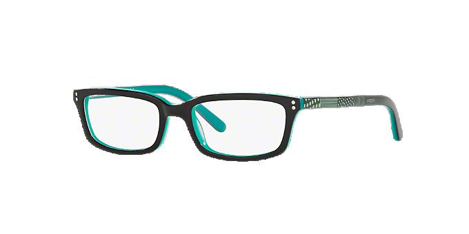 Chez Vogue Black Vo5081Achetez Lenscrafters Carrées Lunettes 54ARL3j