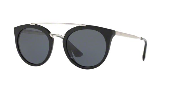 165d166fda3 free shipping famous prada sunglasses aviator 135 mm f7a59 02850  real pr  23ss 52 cinema shop prada black round sunglasses at lenscrafters fd0a4 a607d
