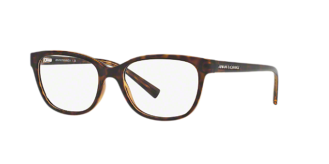 e6691c4240e The iconic Armani Exchange signature tops slender temples.  https   s7d9.scene7.com is image Lenscrafters