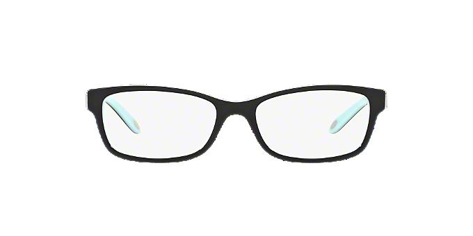 TF2140: Shop Tiffany Black Rectangle Eyeglasses at LensCrafters