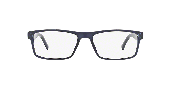 22bae8609c8 SF1149  Shop Sferoflex Blue Rectangle Eyeglasses at LensCrafters