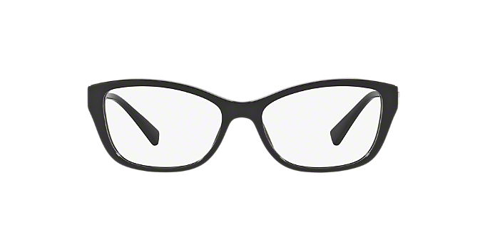 47087e3663 VE3236  Shop Versace Black Cat Eye Eyeglasses at LensCrafters