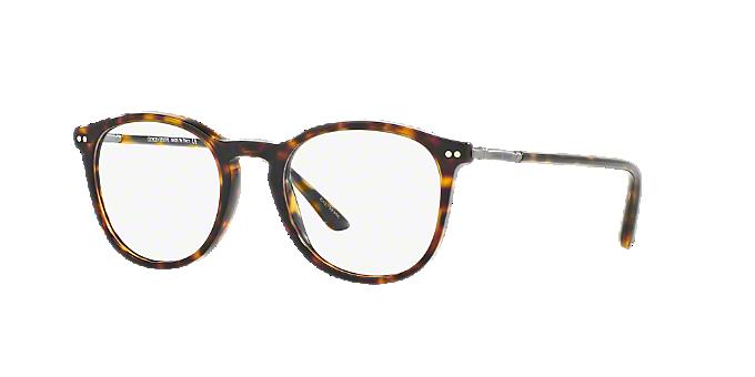 aadd41c3eed AR7125  Shop Giorgio Armani Tortoise Panthos Eyeglasses at LensCrafters