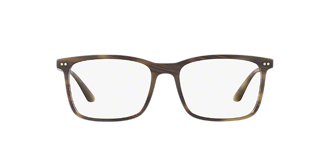 5fdb12bc660 AR7122  Shop Giorgio Armani Green Square Eyeglasses at LensCrafters