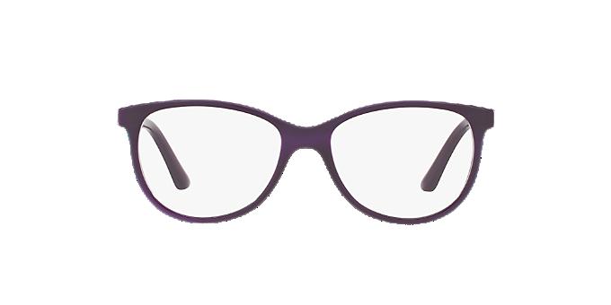 VO5030: Shop Vogue Pink/Purple Pillow Eyeglasses at LensCrafters