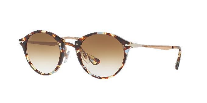 bceab133e8 PO3166S 51  Shop Persol Tortoise Panthos Sunglasses at LensCrafters