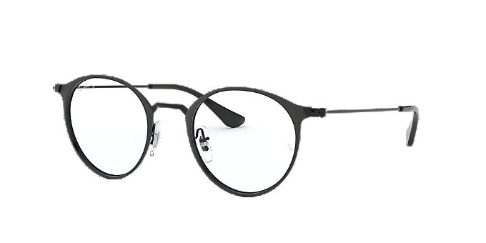1df7b946f97 RX6378  Shop Ray-Ban Black Panthos Eyeglasses at LensCrafters