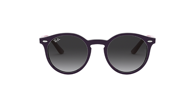 f6e93cfcadd RJ9064S 44  Shop Ray-Ban Jr Pink Purple Panthos Sunglasses at ...