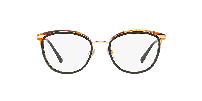 6e5fcc5926e AR5074  Shop Giorgio Armani Black Panthos Eyeglasses at LensCrafters
