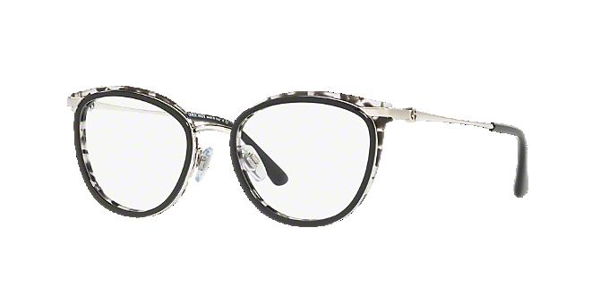 8e572f186d8 AR5074  Shop Giorgio Armani Black Panthos Eyeglasses at LensCrafters