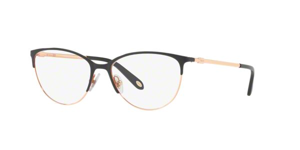 9e0c08717d3 TF1127  Shop Tiffany Black Cat Eye Eyeglasses at LensCrafters