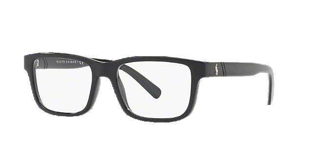 Rectangle Eyeglasses Lauren Ralph Black Ph2176Shop Polo At qpSUzMVG