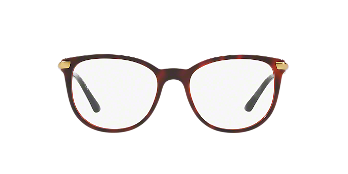 a2447830d10 BE2255Q  Achetez Lunettes carrées Burberry Tortoise chez LensCrafters