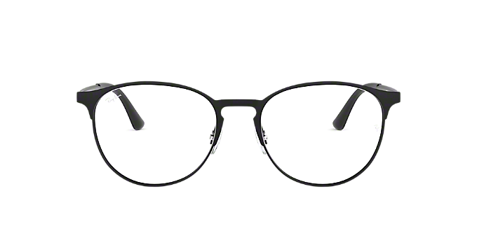 dbb9c5e8471 RX6375  Shop Ray-Ban Black Panthos Eyeglasses at LensCrafters