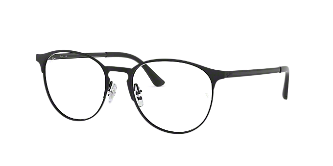 3765217ab93 RX6375  Shop Ray-Ban Black Panthos Eyeglasses at LensCrafters