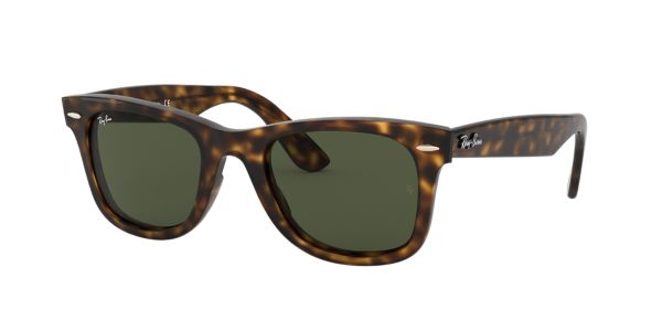 8c0089426b RB4340 50 WAYFARER EASE  Shop Ray-Ban Tortoise Square Sunglasses at ...