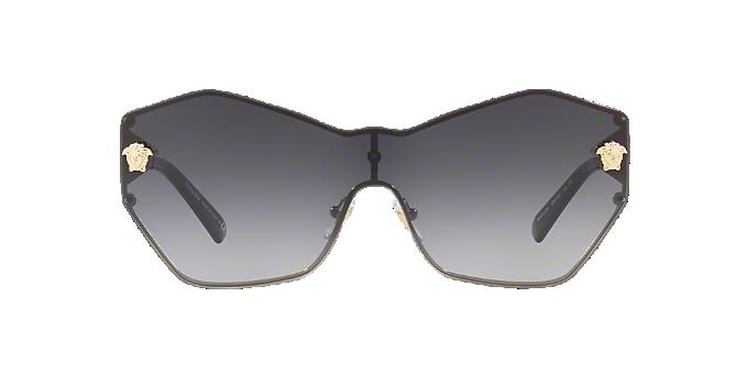 Imagen para VE2182 43 GLAM MEDUSA SHIELD de espejuelos: espejuelos, monturas, gafas de sol y más en LensCrafters