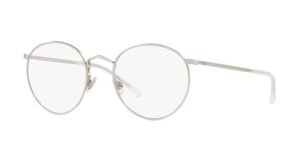 558004538f PH1179  Shop Polo Ralph Lauren Silver Gunmetal Grey Panthos Eyeglasses at  LensCrafters