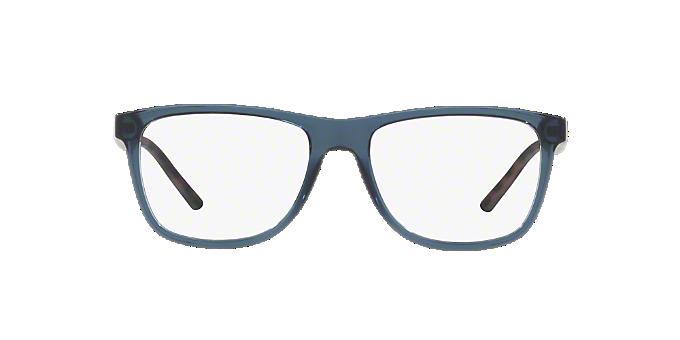 f80bb998c0 AX3048: Ver Espejuelos estilo Pillow Armani Exchange Blue en LensCrafters