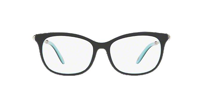acbab09f71f TF2157  Shop Tiffany Black Square Eyeglasses at LensCrafters