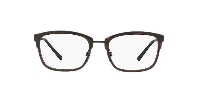 160a7a7dc4f BE1319  Shop Burberry Tortoise Square Eyeglasses at LensCrafters