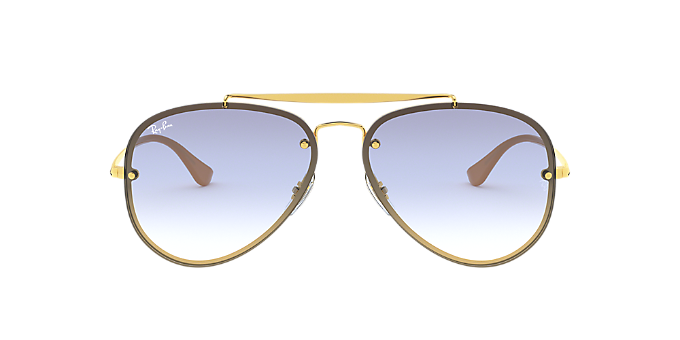 Image for RB3584N 58 BLAZE AVIATOR from Eyewear: Glasses, Frames, Sunglasses & More at LensCrafters