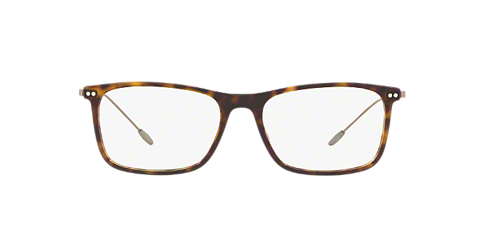 10df41bfd93 AR7154  Shop Giorgio Armani Tortoise Rectangle Eyeglasses at ...
