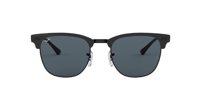 28e05335b3 RB3716 51  Shop Ray-Ban Black Square Sunglasses at LensCrafters