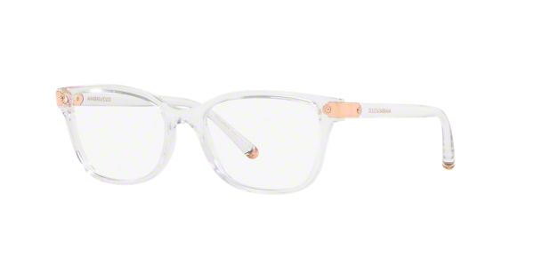 04e95f08122 DG5036  Shop Dolce   Gabbana Brown Tan Butterfly Eyeglasses at LensCrafters