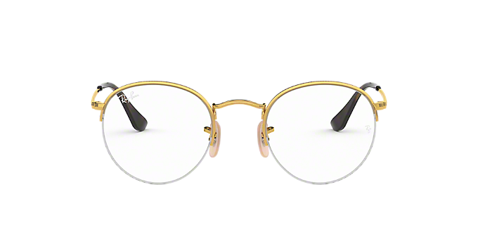Image for RX3947V ROUND GAZE from Eyewear: Glasses, Frames, Sunglasses & More at LensCrafters