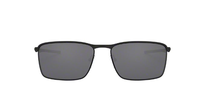 d3a7faaadb OO4106 58 CONDUCTOR 6  Shop Oakley Black Rectangle Sunglasses at ...
