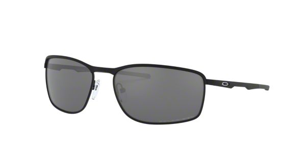 1028d078577 OO4107 60 CONDUCTOR 8  Shop Oakley Black Rectangle Sunglasses at  LensCrafters