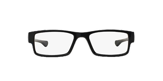 OX8046 AIRDROP: Shop Oakley Black Rectangle Eyeglasses at LensCrafters