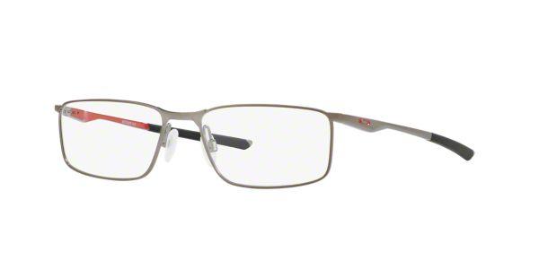 e1c0c1a36e REF ARTICLE 010510  Shop Oakley Silver Gunmetal Grey Eyeglasses at  LensCrafters