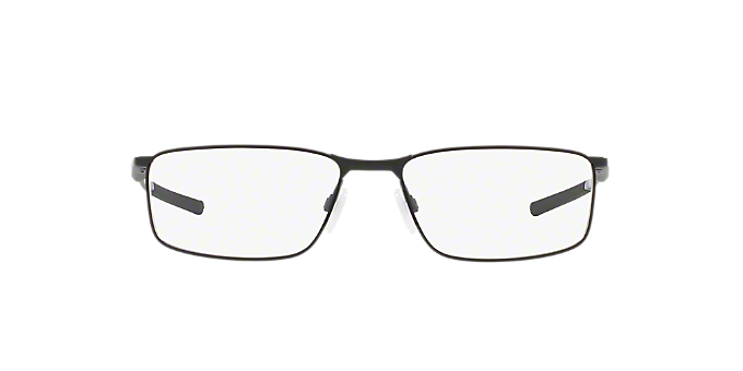 89590253007 OX3217 Socket 5.0  Shop Oakley Black Rectangle Eyeglasses at ...