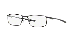 28de9de1a55 OX3217 Socket 5.0  Shop Oakley Black Rectangle Eyeglasses at ...