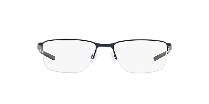 e7bf4f67a30 OX3218 Socket 5.5  Shop Oakley Blue Rectangle Eyeglasses at LensCrafters