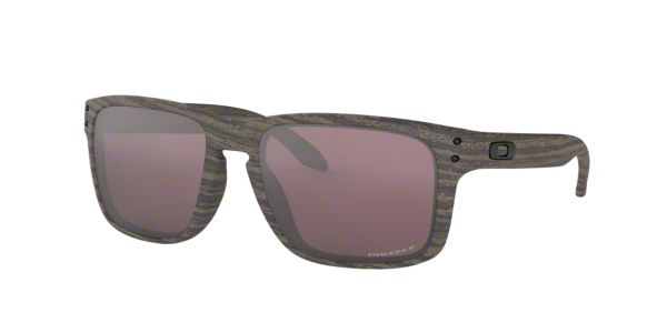 88f7f61b628 OO9102 HOLBROOK  Shop Oakley Brown Tan Square Sunglasses at LensCrafters