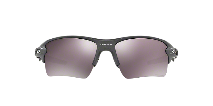 c02356dda1383 OO9188 59 FLAK 2.0 XL  Shop Oakley Silver Gunmetal Grey Rectangle ...