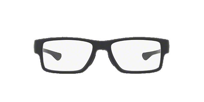 d99139c47c OX8121 Airdrop MNP  Shop Oakley Black Rectangle Eyeglasses at ...