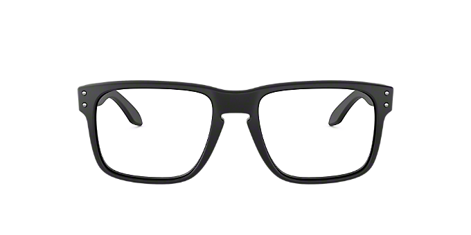 aac5ef476b OX8156 HOLBROOK RX  Shop Oakley Black Eyeglasses at LensCrafters