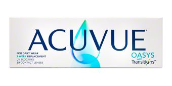ACUVUE® OASYS with Transitions™ 25 Pack $219.99