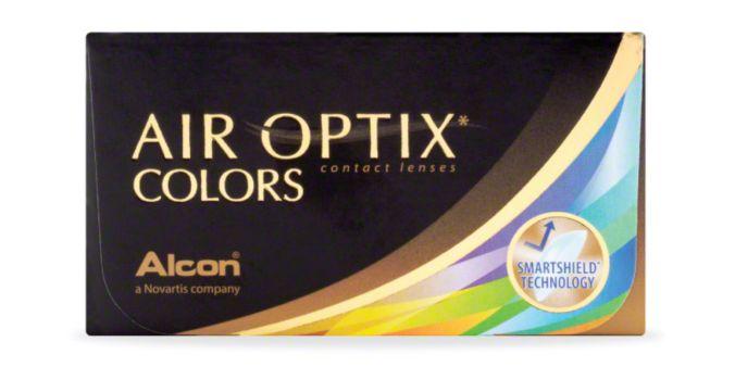 AIR OPTIX® COLORS - 6 Pack main image