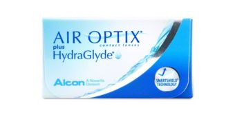 Air Optix plus HydraGlyde 6 Pack $59.99