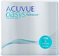 Acuvue OASYS HydraLuxe 1 Day 90 $99.00